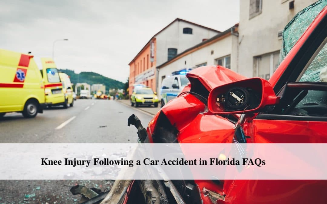 Knee Injury After A Car Accident FAQs